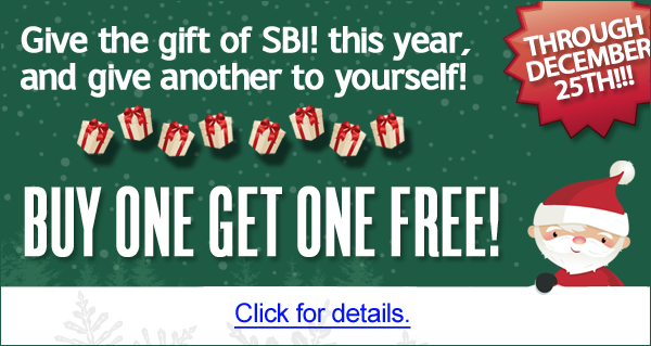 SBI Buy One Get One Free Holiday Promotion