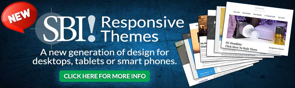 SBI! Responsive Themes