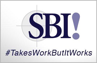 SBI Hashtag #TakesWork
