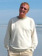 Ken on beach