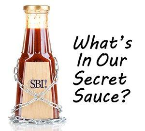 SBI!'s secret sauce