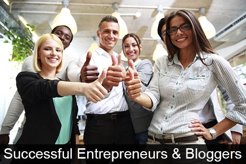 New Entrepreneurs & Bloggers